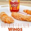 Healthy Buffalo Chicken Wings