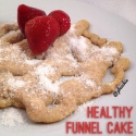 Healthy Funnel Cake