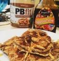 High Fiber, High Protein Pancakes
