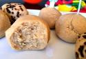 High Protein, Allergen Friendly Cake Balls