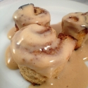 High Protein Cinnamon Rolls