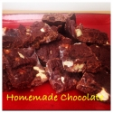 Homemade Healthy Chocolate