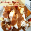 Kabocha Apple Breakfast Bowl