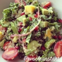 Kale & Quinoa Citrus Summer Salad