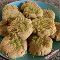 Key Lime & Coconut Protein Cookies