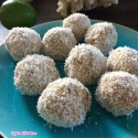 Key Lime Protein Bites