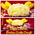 Lemon Coconut Protein Cookie Dough