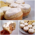 Lemon Cream Pie Mini Muffins