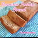 Low Carb High Protein Clean Banana Bread