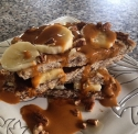 Low Carb High Protein Flax Pancakes!!