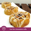 Low Fat Cinnamon Rolls