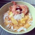 Mango Butternut Squash Gazpacho