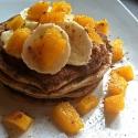 Mango Chia Pancakes