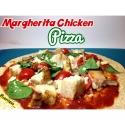 Margherita Chicken Pizza
