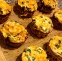 Meat Lovers Breakfast Egg Muffins