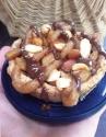 Mini Caramel Apple Quest Pie