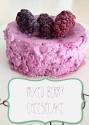 Mixed Berry Cheesecake