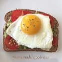Mixed Deluxe Breakfast Toast