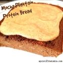 Mocha Plantain Bread