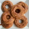 Molten Chocolate Protein Donuts
