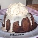 Nicecream Topped Chocolate Zucchini Protein Mugcake