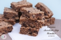 No Added Sugar Banana Chocolate Chip Blondies