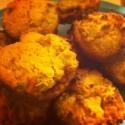 No Added Sugar Carrot Muffins