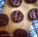 No Bake Chocolate Pb Protein Cookies