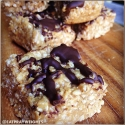 No-Bake Sweet Butter Oat Bars