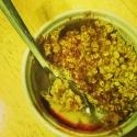 Oatmeal Nectarine Bake