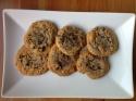 Paleo Bacon Chocolate Chip Cookies