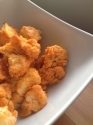 Paleo Buffalo Roasted Cauliflower