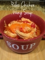 Paleo Chicken Wing Soup