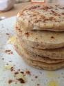 Paleo Cinnamon Coconut Pancakes