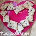 Paleo Cookie Crisps