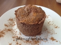 Paleo One Minute Flax Seed Muffin