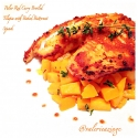 Paleo Red Curry Broiled Tilapia With Baked Butternut Squash