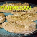 Parmesan Garlic Chicken