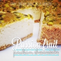 Passion Fruit Protein Cheesecake