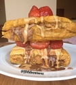 Pb&J Inspired Puffle/Waffle