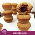 Pb&J Mini Muffs