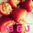 Pb&J Strawberries