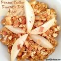 Peanut Butter Pumpkin Pie Eggs