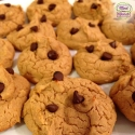 Peanut Butter White Bean Cookies
