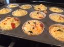 Pizza Muffins, Gluten Free