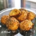 Plantain Garbanzo Bean Protein Balls