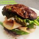 Portobello Turkey and Avocado