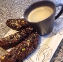 Protein Biscotti!!