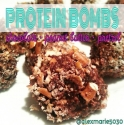 Protein Bombs