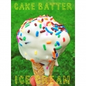 Protein Cake Batter Ice Cream